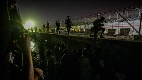 Kabul, August 22, 2021. © AFP / Wakil KOHSAR