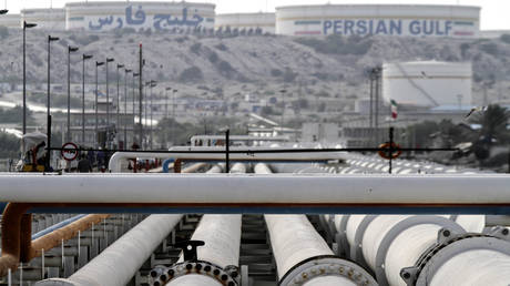 Iran's mega gas find could become major supply source for EU