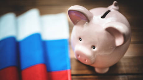 Russia's foreign exchange reserves increase by $1.8 billion in one week