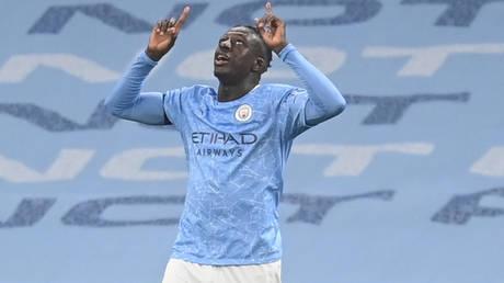 Manchester City star Benjamin Mendy © Michael Regan / Reuters