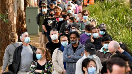 FILE PHOTO. Sydney, Australia. © AFP / SAEED KHAN