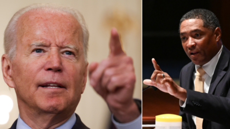Biden calls black senior adviser Cedric Richmond a 'boy' during FEMA briefing