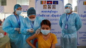 Cambodia to launch Covid booster-shot program mixing AstraZeneca's jab with Chinese vaccines
