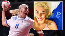 'I lost my voice': Russian handball siren Sen hails 'clever girls' for narrow win over France in repeat of Olympic Games final