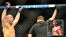'I would love nothing more than to KILL somebody in the ring': Sean Strickland says he's UFC's 'Grim Reaper' after latest win