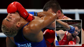 'A real hero': Imam Khataev loses to British boxer at Tokyo Olympics as Chechen chief Kadyrov blames 'controversial refereeing'