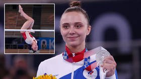 'I still don't believe it': Comeback kid Iliankova admits Olympic silver is 'like gold' to her after battling injury, squad exile
