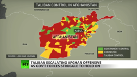 Despite 20 years of war, Taliban & ISIS stronger than ever