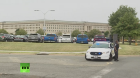 Pentagon officer KILLED in 'stabbing & shooting' incident at transit center, suspect 'neutralized'