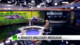 US 'preparing for World War III' with global war games (Full show)