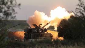 IDF's artillery targets Lebanon after rockets hit northern Israel