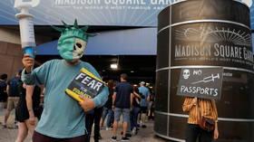 States that demand vaccine passports should also mandate voter ID, Republican senator proposes