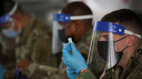 Pentagon poised to make Covid jabs MANDATORY for all 1.3mn active duty troops as only 64% vaccinated voluntarily – reports