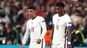 UK police confirm 11 arrests following racist online abuse suffered by England Euro 2020 penalty miss trio