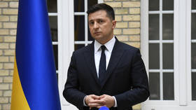 Ukrainian citizens in Donbass who consider themselves to be Russians should leave forever & emigrate, warns bellicose Zelensky