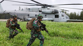 Indonesia announces 'new era of bilateral relations' with US as pair kick off largest-ever joint military training