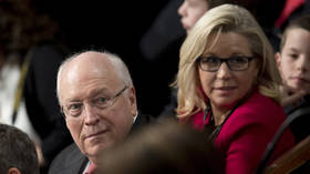 Twitter howls with laughter after Rep. Liz Cheney claims her father Dick Cheney is 'troubled' by direction of GOP