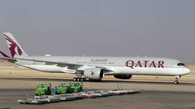 Qatar Airways grounds 13 Airbus A350 aircraft over 'accelerated degradation' of fuselage surface