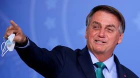 'Son of a b**ch!': Brazilian President Bolsonaro insults top judge amid electoral system dispute (VIDEO)
