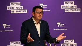 #FakePoos: Aussies fume after Victoria's premier concedes 'Covid in wastewater' used to justify statewide lockdown never existed