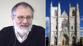 Catholic clergyman killed in France, suspect reportedly under police supervision for arson of cathedral
