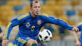 'Fascist, xenophobic & homophobic': Football team told to ditch ex-Ukraine international over 'extreme right links', 'Nazi ties'