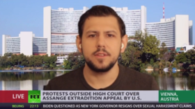 'Looks very awful and ill': Journalist tells RT he 'couldn't recognize' Assange during High Court hearing on his extradition to US