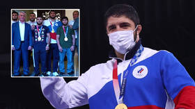 Hitting the jackpot: Double Olympic wrestling champ reveals politician has handed him $1MN reward for Tokyo Games gold medal
