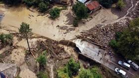 Nine dead, 900 evacuated as northern Turkey hit by intense flash floods (VIDEOS)