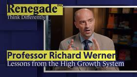 Richard Werner: QE infinity