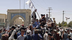 US security experts want to avoid 'triggering' news & images from Afghanistan – a mess THEY made and refuse to learn from