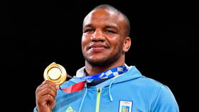 Tokyo 2020 Olympic gold-winning wrestler born in Kiev receives racist abuse and is told 'Go to Africa'