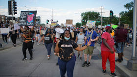 St. Louis sheriff's deputies FIRED for unauthorized moonlighting after doing security work for anti-police Democrat Cori Bush