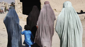 Taliban vows to respect rights of Afghan women, will allow access to work & education provided hijabs are worn – spokesman