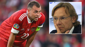 Russia shock: New boss Karpin axes captain Dzyuba from national squad a day after champs Zenit ditch skipper from starting lineup