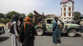 'Situation is new for everyone': Russian envoy to Kabul says he discussed security with Taliban, city has been 'calm'