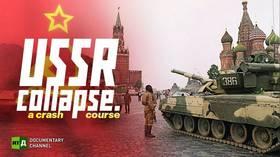 USSR Collapse: A Crash Course