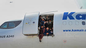 European aviation watchdog says commercial flights over Afghanistan should be suspended
