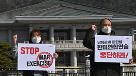 Watch out, America! A crisis on the Korean peninsula might just be up next...