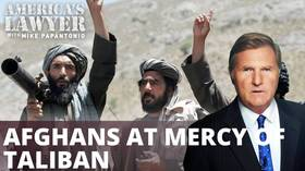 Collateral collapse: Thousands of Afghans left at mercy of Taliban