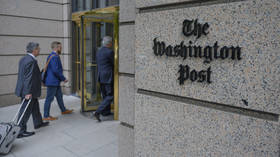 Washington Post accused of providing PR to Taliban after arguing group incites less violence than Trump on Twitter