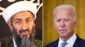 Prescient, much? Bin Laden once plotted to kill Obama, as he thought a Biden presidency would create chaos and aid the Taliban...