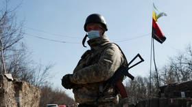 Ukraine looks set to unilaterally abandon Minsk agreements, Putin says, urging Merkel to 'put pressure' on Kiev authorities