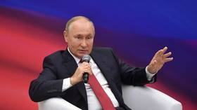 Mandatory vaccination shouldn't be forced on anyone, Putin declares, arguing people should just be encouraged to get jab instead
