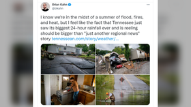 At least 21 dead in Tennessee floods as dozens remain missing after torrential rains