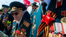 'Stop the war' on WW2 veterans! Moscow scolds Kiev after Russian senator is refused entry into Ukraine to attend victory event