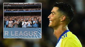 Cristiano Ronaldo has spoken to Man City stars & wants to go back on his word with shock move from Juventus within a week – report