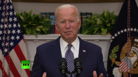 Biden says US & allies 'stand shoulder to shoulder' on Afghanistan – would not reveal how Americans get out of Kabul after Aug. 31