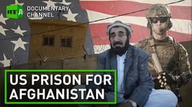 US Prison for Afghanistan