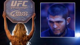 Ex-UFC champion Khabib Nurmagomedov takes aim at ring girls, calls them 'the most useless people in martial arts'